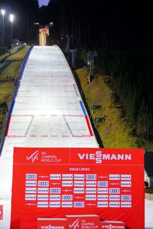 WC Engelberg 2019 - Groß Titlis Schanze