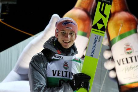 WC Engelberg 2019 - Karl Geiger