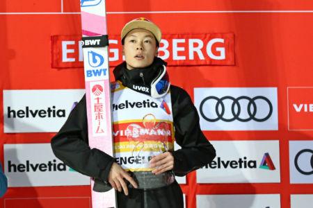 WC Engelberg 2019 - Ryōyū Kobayashi