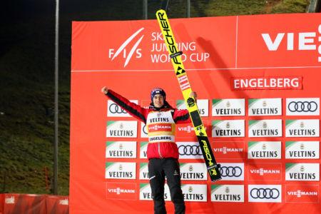 WC Engelberg 2019 - Stefan Kraft