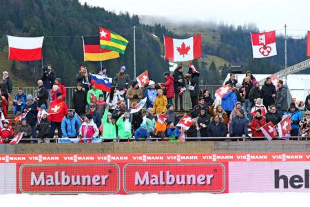WC Engelberg 2019 - spectators