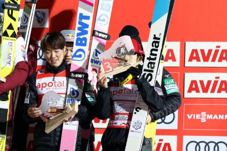 WC Klingenthal 2019- Team Japan