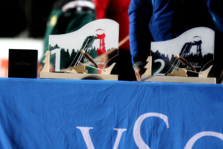 WC Klingenthal 2019 - Podium trophies