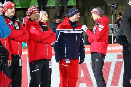 WC Klingenthal 2019 - Team Austria