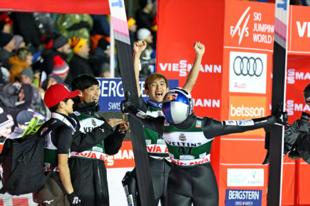WC Klingenthal 2019 - Team Japan