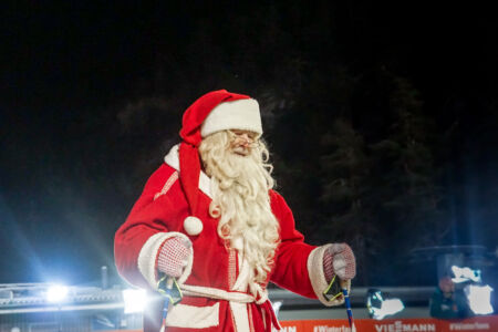 WC Ruka 2018 - Santa Claus