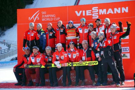 WC Tauplitz/Bad Mitterndorf 2020 - Austria Team