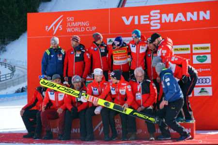 WC Tauplitz/Bad Mitterndorf 2020 - Team Austria