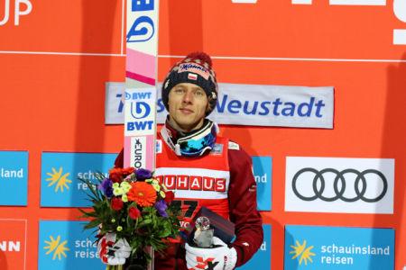 WC Titisee-Neustadt 2020 - Winner Dawid Kubacki
