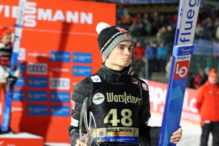 WC Willingen 2020 - Marius Lindvik