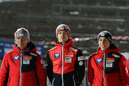WC Willingen 2020 - Team Austria