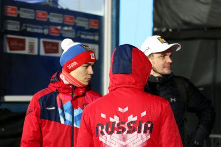 WC Willingen 2020 - Team Russia