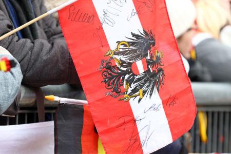 WC Willingen 2020 - flag