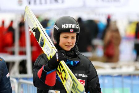 WWC Klingenthal 2019 - Maren Lundby