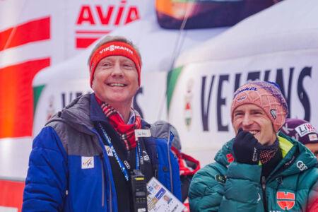 Walter Hofer, Severin Freund - WC Engelberg 2018