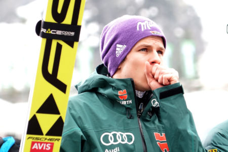 Andreas Wellinger - WC Planica 2018