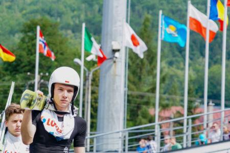 Wiktor Pękala - FIS Cup Szczyrk 2018