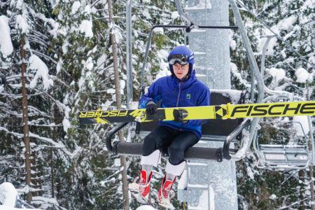 Yevhen Marusiak - FIS Cup Zakopane 2019