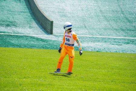 Yukiya Satō - FIS Cup Szczyrk 2018