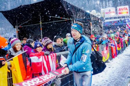 Ziga Jelar - WC Willingen 2018