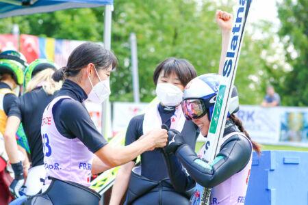 Nozomi Maruyama, Sara Takanashi - SGP Frenštát 2021