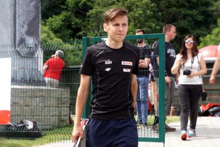 FIS CUP Szczyrk 2016 - Krzysztof Miętus