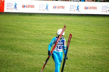 FIS CUP Szczyrk 2016- Kinga Rajda