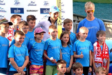 SGP Wisła 2016 - Kamil Stoch, Eve-nement Ski Jumping Team