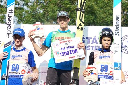sCoC Frenštát 2018 - Philipp Aschenwald, Lukáš Hlava, Žak Mogel