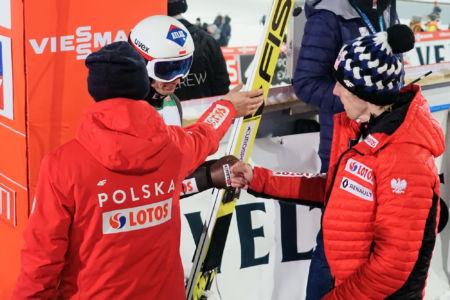 PŚ Lahti 2019 - Kamil Stoch & Dawid Kubacki