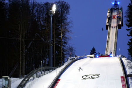 Heini Klopfer Skiflugschanze - WC Oberstdorf 2019
