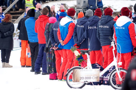 WC Planica 2018 - Team Poland