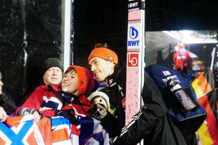 WC Willingen 2018 - Andreas Stjernen
