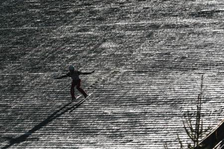 sCoC Wisła 2020 - ski jumper