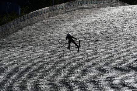 sCoC Wisla 2020 - ski jumper