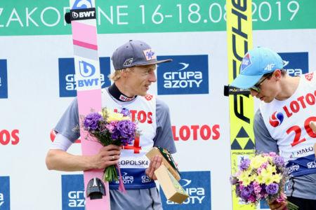 LGP Zakopane podium