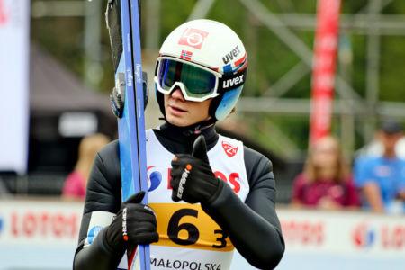SGP Zakopane 2019 - Marius Lindvik