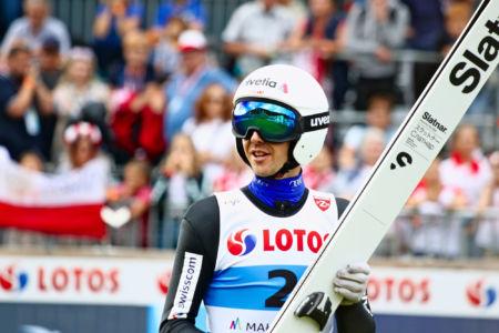 Simon Ammann - SGP Zakopane 2019