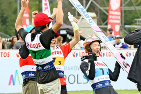 SGP Zakopane 2019 - Team Japan
