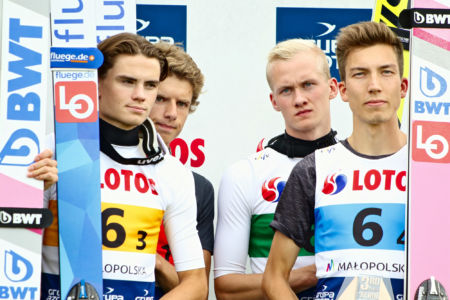 SGP Zakopane 2019 - Team Norway