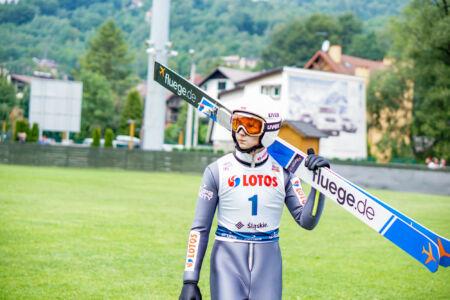 Łukasz Bukowski - FIS Cup Szczyrk 2018